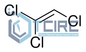 ساختار شیمیایی تری کلرو اتیلن