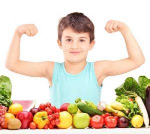 مقدار-پروتئین-مورد-نیاز-کودکان