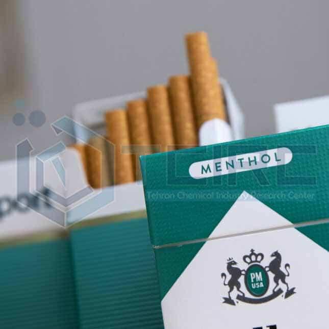 کاربرد منتول در دخانیات