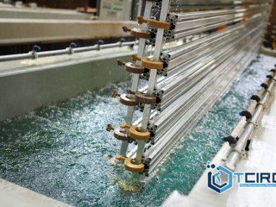 مواد صنایع آبکاری