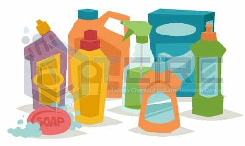 تگزاپون در محصولات شوینده و آرایشی بهداشتی